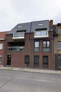 Recent duplex appartement
